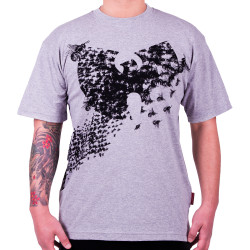 Wu Swarm T-Shirt - grey