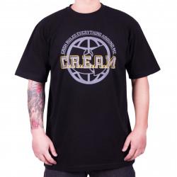 Wu Wear - Wu Tang Clan - Wu CREAM T-Shirt - Wu-Tang Clan