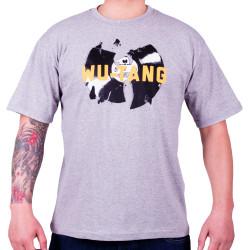Wu Vinyl T-Shirt - grey