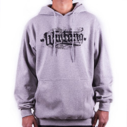 Wu Tang Forever Hooded - grey