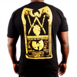 Wu Wear - Wu Tang Clan - Wu Tombstone T-Shirt - Wu-Tang Clan
