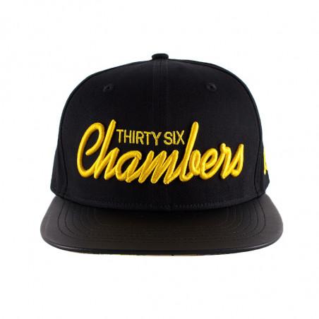 Wu Wear - Wu Tang Clan - 36 Chambers Snapback Cap - Wu-Tang Clan
