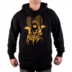 Wu Wear - Wu Tang Clan - Wu Killa Beez Hooded - Wu-Tang Clan