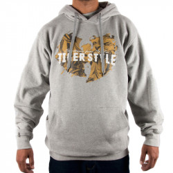 Wu Wear - Wu Tang Clan- Wu Tiger Style Hooded - Wu-Tang Clan