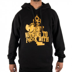 Wu Wear - Wu Tang Clan - Wu ain't nothing... Hooded - Wu-Tang Clan