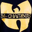 Wu Wear - Wu Tang Clan - Wu 36 Chambers T-Shirt - Wu-Tang Clan