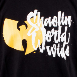 r - Wu Tang Clan - Wu Shaolin Worldwide T-Shirt - Wu-Tang Clan