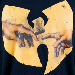 Wu Wear - Wu Tang Clan - Wu Adam T-Shirt - black Wu-Tang Clan