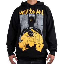 Wu Wear - Wu Tang Clan - Wu Method Man Bang Bang Hooded - Wu-Tang Clan