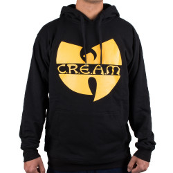 Wu Wear - Wu Tang Clan - Wu Tang CREAM Hooded - Wu-Tang Clan