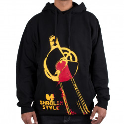 u Wear - Wu Tang Clan - Wu Katana Hooded - Wu-Tang Clan