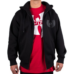 Wu Wear - Wu Tang Clan - WU Protect ya Neck Hooded Zipper - Wu-Tang Clan