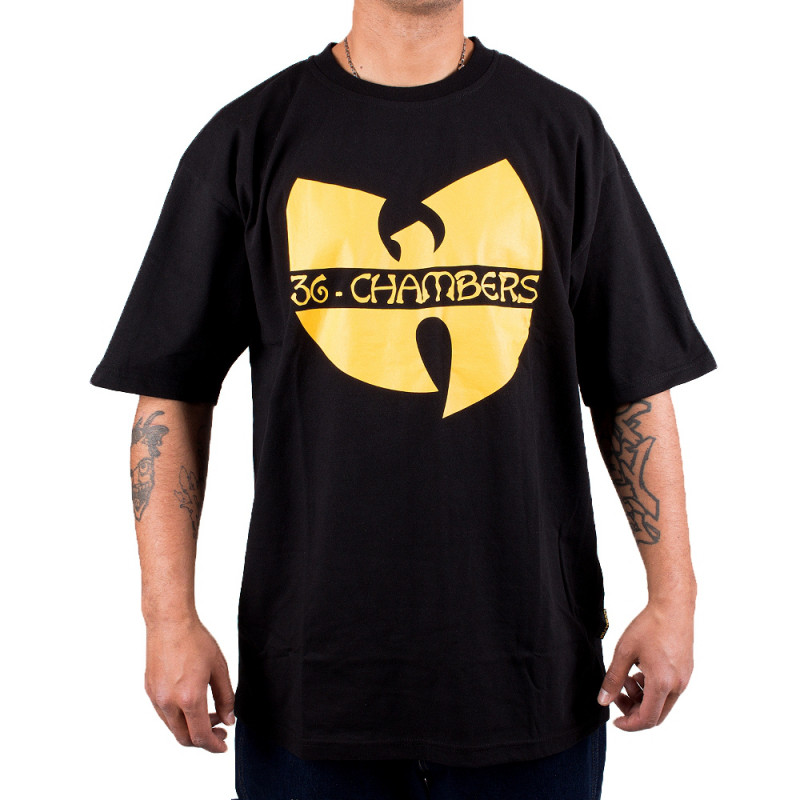 Wu Tang Clan 36 Chambers sublimation T shirt PIXMxrM