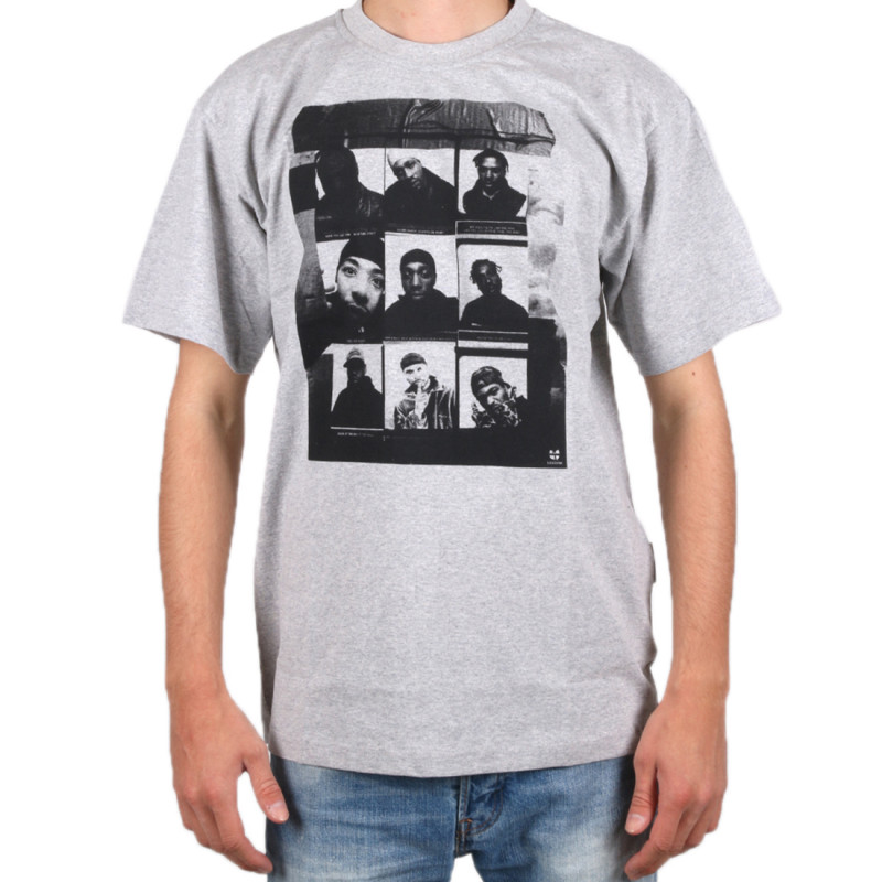 Wu Wear - Wu 9 Pics T-Shirt - Wu-Tang Clan