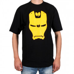 Wu Wear - Wu Iron Mask T-Shirt - black - Wu-Tang Clan
