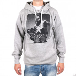 Wu Wear - Wu Raekwon Hooded grey- Wu-Tang Clan