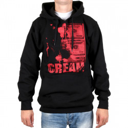 Wu Wear - Cream Cover Bill Hooded black - Wu-Tang Clan