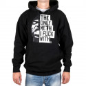 Wu Wear - The only Meth Hooded black - Wu-Tang Clan