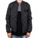 Wu Tang Clan - WU QUILTED Jacket - dark grey - Wu-Tang Clan