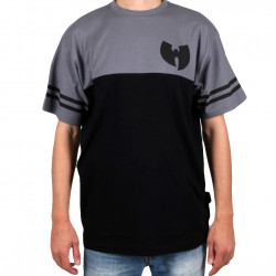 Wu Wear - Wu Tang Clan - Wu 2 Tone Shirt  T-Shirt grey black - Wu-Tang Clan