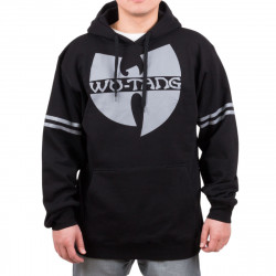Wu Wear - Wu 36 Hooded schwarz - Wu-Tang Clan