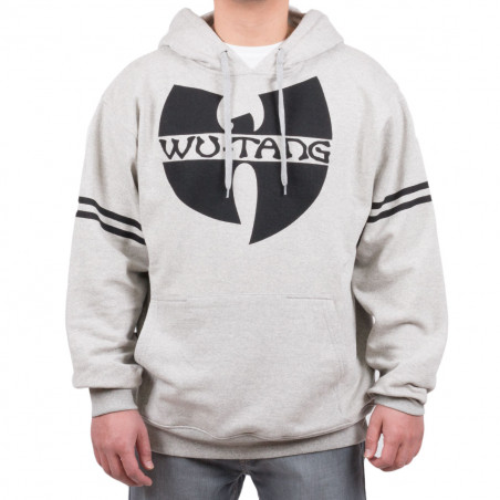 Wu Wear - Wu 36 Hooded grey - Wu-Tang Clan