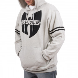 Wu Wear - Wu 36 Hooded grau - Wu-Tang Clan