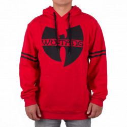 Wu Wear - Wu 36 Hooded red - Wu-Tang Clan