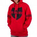 Wu Wear - Wu 36 Hooded red - Wu-Tang Clan