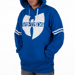 Wu Wear - Wu 36 Hooded royal blau- Wu-Tang Clan