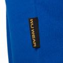 Wu Wear - Wu 36 Hooded royal blau- Wu-Tang Clan