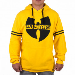 Wu Wear - Wu 36 Hooded gelb - Wu-Tang Clan