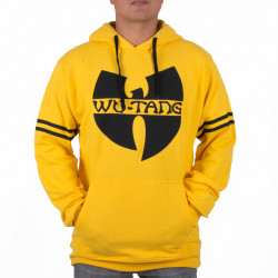 Wu Wear - Wu 36 Hooded yellow - Wu-Tang Clan