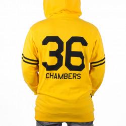 Wu Wear - Wu 36 Hooded gelb - Wu-Tang Clan