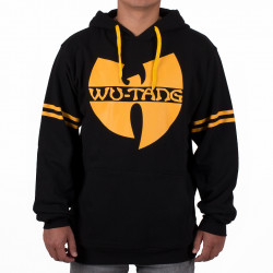 Wu Wear - Wu 36 Hooded schwarz-gelb - Wu-Tang Clan