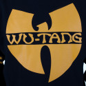 Wu Wear - Wu 36 Hooded black/yellow - Wu-Tang Clan
