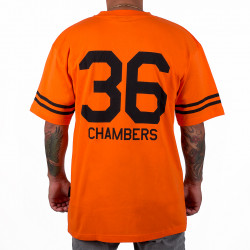 Wu Wear - Wu 36 T-Shirt orange - Wu-Tang Clan