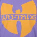 Wu Wear - Wu Tang Clan - Wu-Tang Clan Logo T-Shirt - purple - Wu-Tang Clan