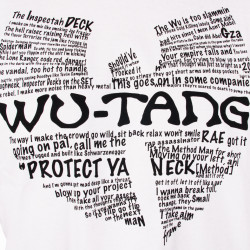 Wu Wear - Wu Tang Clan - Wu Wear Protect T-Shirt - Wu-Tang Clan