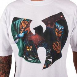 Wu Wear - GZA Liquid T-Shirt weiss - Wu-Tang Clan