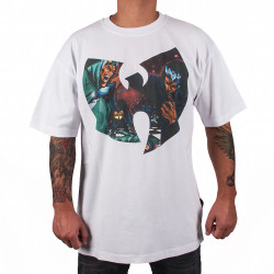 Wu Wear - GZA Liquid T-Shirt white - Wu-Tang Clan
