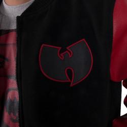 Wu Tang Clan- Protect Ya Neck Jacket red- Wu-Tang Clan