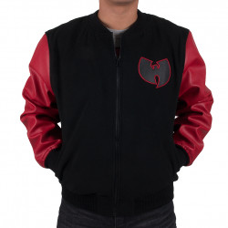 Wu Wear - Wu Tang Clan- Protect Ya Neck Jacket red- Wu-Tang Clan
