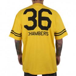 Wu Wear - Wu 36 T-Shirt gelb/schwarz - Wu-Tang Clan