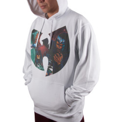 Wu Wear - GZA Liquid Swords Hooded weiss - Wu-Tang Clan