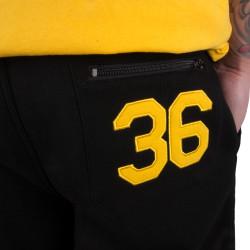 Wu Wear - Wu Tang Clan - Wu Wear 36 Sweatshort - Wu-Tang Clan