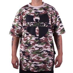 Wu Wear - Wu Tang Clan - Wu-Tang Clan Logo T-Shirt - Camouflage - Wu-Tang Clan