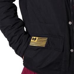 Wu Wear - Wu Tang Clan - Wu Wear Script Winter Jacket - Wu-Tang Clan