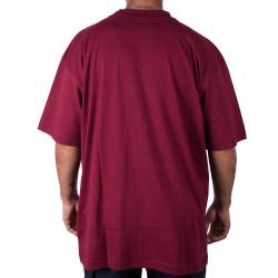 Wu Wear - Wu Tang Clan - Wu-Tang Clan Logo T-Shirt - bordeaux red - Wu-Tang Clan