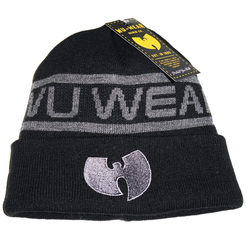 Wu Wear - Wu Tang Clan - Wu Wear Beanie - Wu-Tang Clan